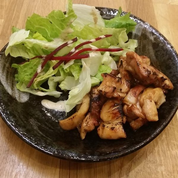 SH4 Chicken Teriyaki